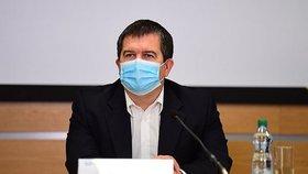 Pandemie může posunout sčítání lidu, Hamáček chce znát rizika. Rozvolnění není na pořadu dne, tvrdí
