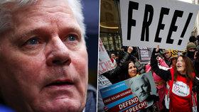 Rána pro Assange po radostné zprávě: Z vazby propuštěn nebude, rozhodl britský soud