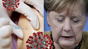 Nečekaný propadák: Německo má vakcinační centra i zaměstnance, proč nezvládá očkovat?