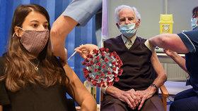 Mladí, nebo staří? Elitní doktoři se přou o to, kdo má jako první dostat vakcínu