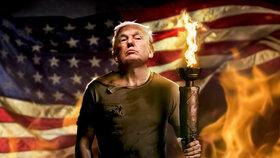 Od Trumpa dal po pekle v Kapitolu ruce pryč další z věrných. A nouzový stav kvůli Bidenově inauguraci
