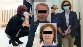 Matka Tomáše, který dostal 23 let za vraždu Přemysla a Marie: Slzy u soudu! Proč nesvědčila dřív?