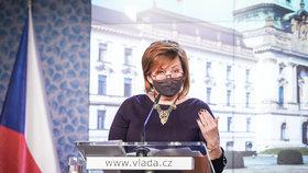 Krok k povinným respirátorům? Schillerová u nich vládě navrhne dočasné odpuštění DPH
