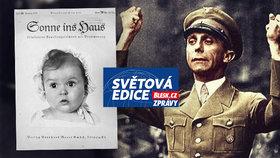 Ideální árijské dítě? Goebbels si vybral židovské miminko, rodina musela uprchnout