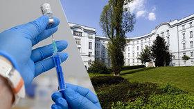 """Očkovali i kolemjdoucí! Žena dostala vakcínu v pražské nemocnici: """"Přišlo mi to neuvěřitelné"""""""