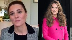 Kate Middletonová dramaticky změnila image: Je z ní skoro jiný člověk!