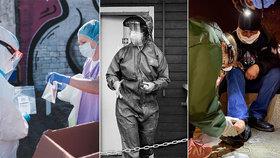 """Bezdomovci v době pandemie: """"Některým paradoxně pomohla,"""" říká Jan Havrda ze spolku Medici na ulici"""