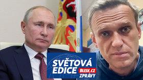 Proč Navalnyj leží Putinovi tak v žaludku? Odmítá i vyslovit jeho jméno