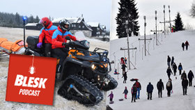 Podcast: Náčelníci horských služeb bijí na poplach. Lidi lezou v teplákách a teniskách do hor
