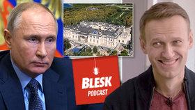Podcast: Milenky, striptérky, dcery. Navalnyj odhalil Putinovo nitro, říká odborník na Rusko