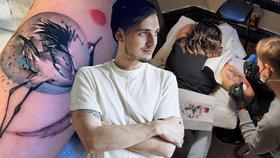 Filip (29) prorazil v USA jako tatér: Tetování nenosí jen kriminálníci! Jak ho zasáhl covid?