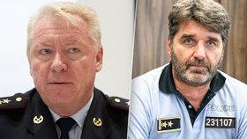 Policejní šéf Švejdar pro Blesk k Husákovi na večírku kmotra: Měl by se omluvit a odejít!