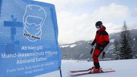 Velký zátah na turisty na horách v Rakousku: 100 lidí dostalo pokuty, hrozí až 57 tisíc