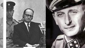 Příběh nacistické zrůdy: Architekta holokaustu Eichmanna prozradila láska!