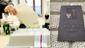Ústavní soud zrušil pravidla pro volby v Česku. Babiš přijde o výhodu už letos