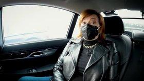"""Schillerová se nepřipoutala, jela na kontrolu cen respirátorů. """"Vykoupila"""" se 10 tisíci"""