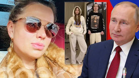 Putinova tajná dcera (17) na TikToku? Točí videa se synovcem zesnulého ruského boháče