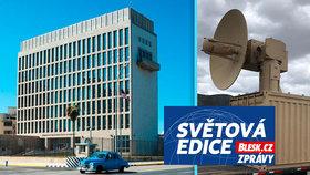 Havanský syndrom: Útočí Rusko na špiony CIA tajnými mikrovlnnými zbraněmi?