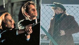 »Agentka Scullyová« mrzne v Česku! Andersonová zde natáčí válečné drama
