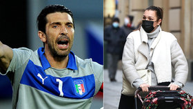 Šeredová s pusou na špacíru: Buffon? Nerozumí ženám ani ho**o!