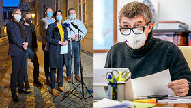 Opozice vs. Babiš: Řešili stav nouze i pandemický zákon. Smírné řešení na obzoru?