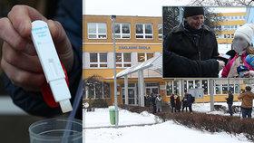 Testování žáků v Praze: Město požádá vládu, aby o postupu rozhodoval zřizovatel školy