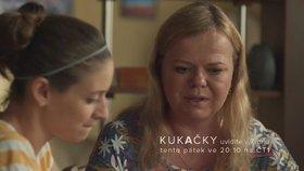 Kukačky: Tereza s Olgou se snaží rodiny sblížit. Vydrží Karel vzdorovat?