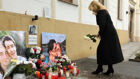 Slovensko si připomíná vraždu Kuciaka(†27). Čaputová v černém promluvila o vrazích