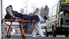 Další nabídka pomoci: O těžce nemocné Čechy se chce postarat i Slovinsko a Rakousko