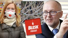 Podcast: Česko je nanotechnologickou velmocí. Umíme výborné nápady dotáhnout, říká odborník Jiří Kůs