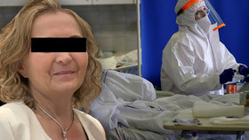 Spolupracovník popsal poslední dny zdravotní sestřičky Anny (†58): Podlehla koronaviru 14 dní po manželovi