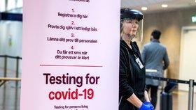 Dvě Češky s falešnými testy na covid cestovaly do Norska: Skončily ve vězení!