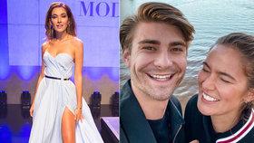 Krásná misska Bezděková odhalila detaily o vztahu s Lamborou: Vyhlédla si ho v seriálu!