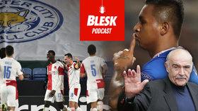 Podcast: Slavia vyzve tým Jamese Bonda. Čísla Glasgow Rangers budí respekt, míní odborník