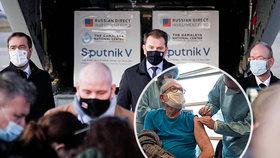 Vládní krize na Slovensku: Hrozí rozpad koalice premiéra Matoviče. Kvůli vakcíně Sputnik?