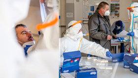 Testování v Česku: Čekání až 6 týdnů! Velké trable s termíny na antigeny v řadě krajů