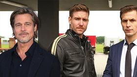 Hvězda Slunečné a Poldy Vladimír Polívka: Jsem Brad Pitt pro chudý!