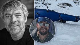 Letečtí experti o možných příčinách nehody Petra Kellnera (†56): Černá skříňka není povinná!
