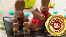 Testovali jsme velikonoční zajíčky! Obsahují všichni to, co slibují?