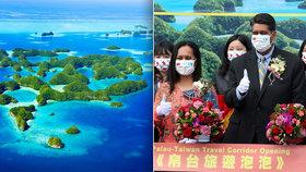 Tropický ráj po covidové pauze otevírá turistům. První pobyt se pořádně prodraží