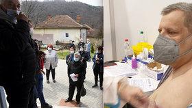 """Srbsko očkuje zdarma i turisty: """"Vakcínu jsem sehnal za 5 minut,"""" popsal Miša žijící v ČR"""