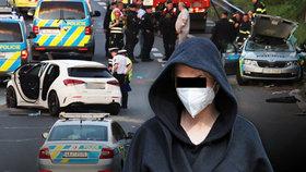 Opilá Jitka (39) autem zabila policistu Pavla (†31): Řidič neměl šanci střetu zabránit, řekl znalec