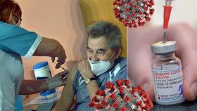Moderna zabírá i na britskou a kalifornskou mutaci koronaviru, ukázala studie o vakcíně