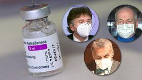AstraZeneca: Potíže se prohloubily, pomůže nový název? A lékař promluvil o sraženinách
