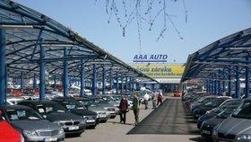 Autobazary AAA Auto plánují prodat 100 tisíc aut. A chystají další expanzi