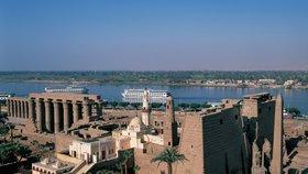 Poznejte město boha Amona - navštivte Luxor