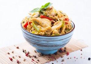 Teplou, zdravou a delikátní večeři zvládnete uvařit i do půl hodinky.