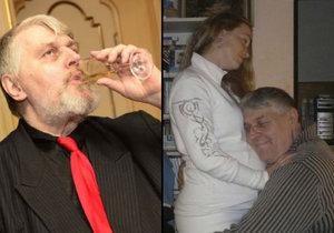 Poslední přiznání Ivana Jonáka (†59): Dítě milenky Jany nebylo moje!