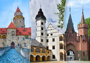 Nejkrásnější hrady a zámky Česka: Moravskoslezský a Olomoucký kraj