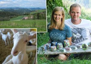 Kozy, kam se podíváš! Cesta do tajů výroby kozího sýra začíná v Rakousku